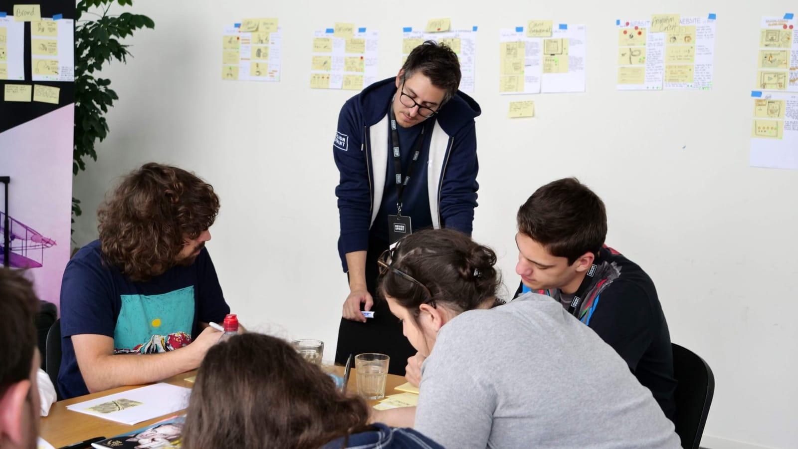 Design Sprint expert coaching