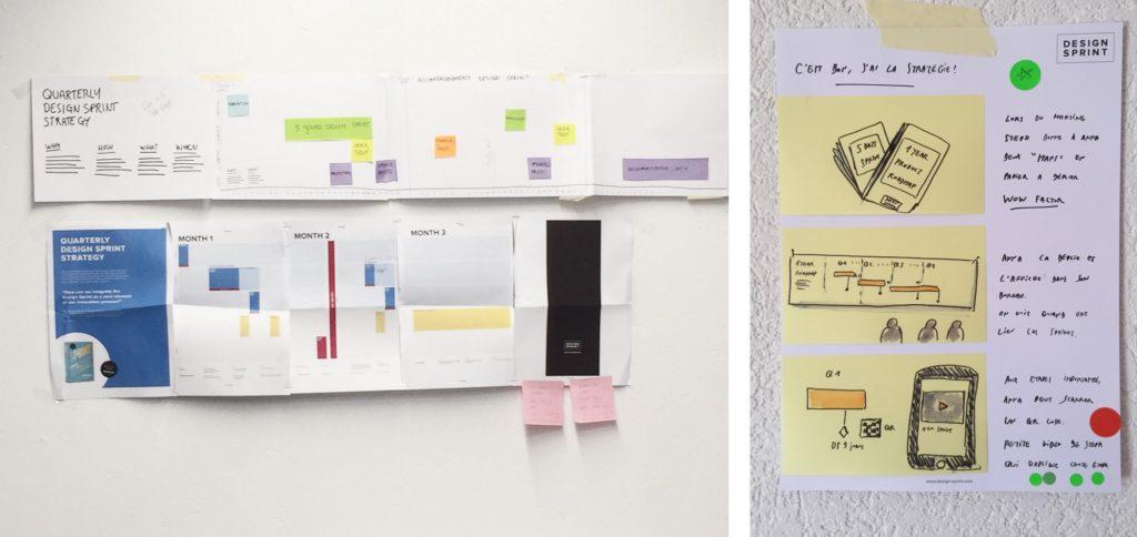 Prototype Design Sprint Quarter