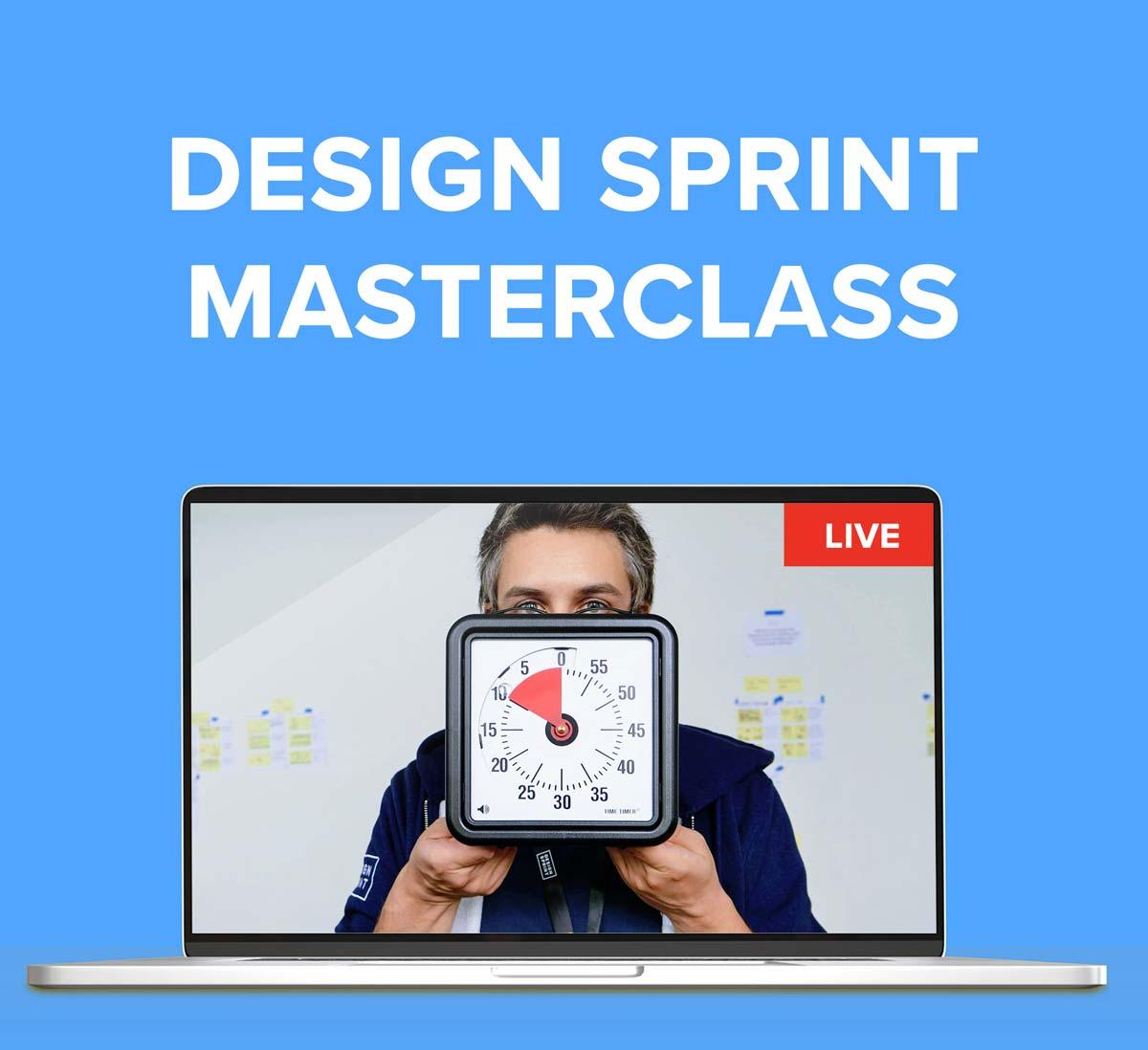 Remote Online Design Sprint Masterclass Steph Cruchon