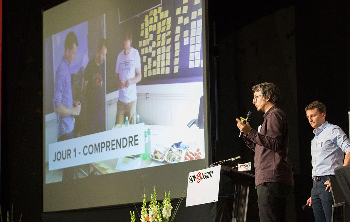 Steph Cruchon Speaker Innovation USAM